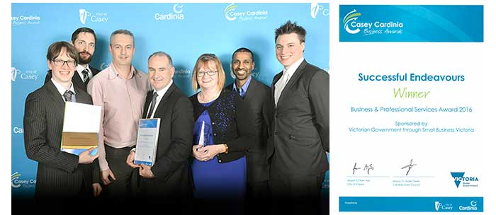 2016 Casey-Cardinia Business Awards